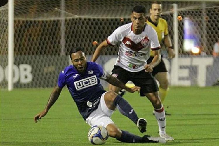 O Rubro-Negro perdeu pela 11ª vez nessa Série B - Foto: Neto Bonvino l Divulgação