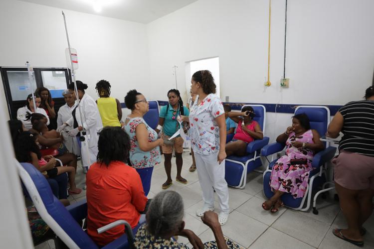 Urgência do hospital Natividade é sempre lotada