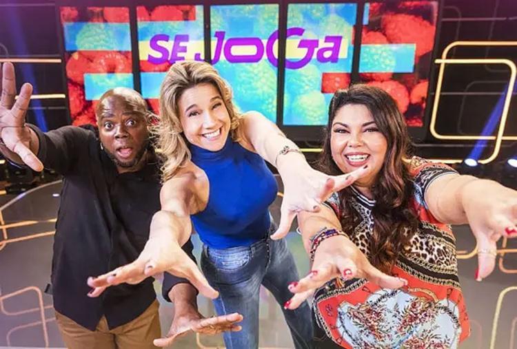 Jornalista divide a apresentação com Érico Brás e Fabiana Karla; veja algumas reações - Foto: Victor Pollak l Globo l Divulgação