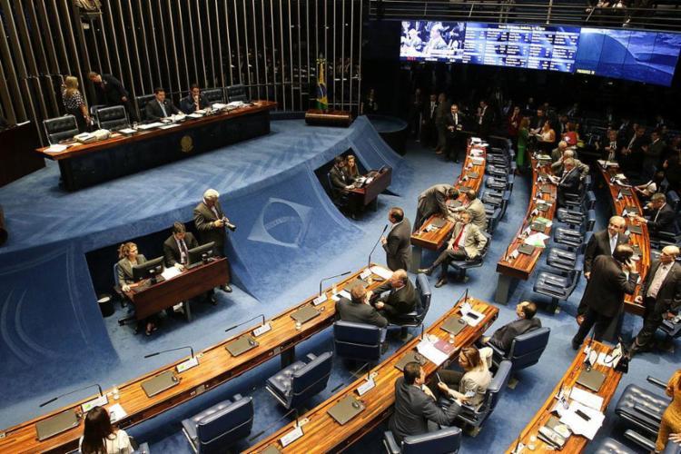Senado recorreu contra decisão do juiz federal Itagiba Catta Preta Neto / Foto: Fabio Rodrigues Pozzebom l Agência Brasil - Foto: Fabio Rodrigues Pozzebom l Agência Brasil
