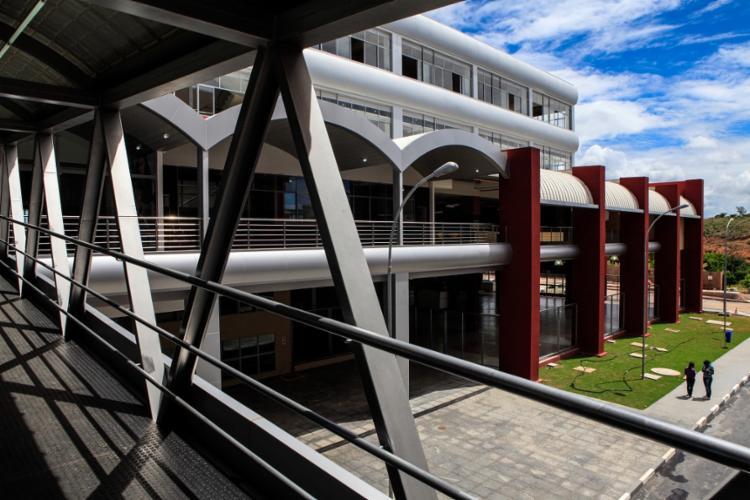 Referência em cursos de Engenharia, Senai Cimatec expande suas opções de graduação e lança a primeira turma de Arquitetura e Urbanismo - Foto: Rafael Martins | Sistema FIEB