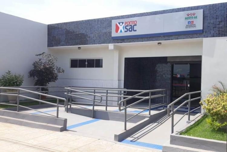 O atendimento à população do Ponto SAC Sento Sé começa nesta quarta-feira (25). - Foto: Divulgação