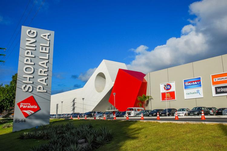Na capital baiana, poucos shopping centers aderiram à iniciativa como um todo, a exemplo do Paralela - Foto: Divulgação