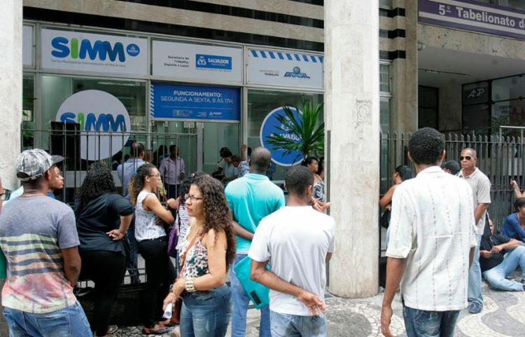 ação acontecerá na sede do SIMM, no Comércio - Foto: Luciano da Matta | Ag. A Tarde
