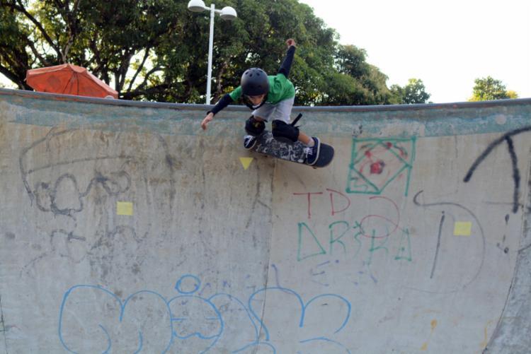 Evento contará com oficinas de skate para crianças e iniciantes - Foto: Jefferson Peixoto | Divulgação