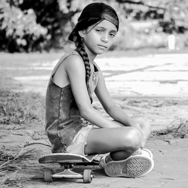 Rayssa Leal tem 11 anos e se conseguir a classificação para os Jogos Olímpicos terá apenas 12 anos em Tóquio - Foto: Suzy Negreiros | Divulgação