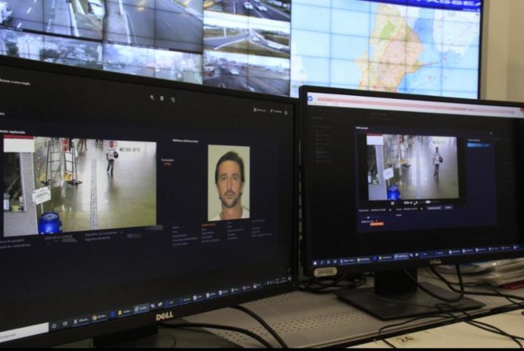 André é o 62° preso pelo sistema de inteligência - Foto: Divulgação | SSP