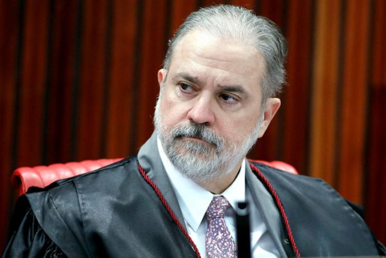 Aras depende de aprovação do Senado para assumir posto de procurador-geral - Foto: Roberto Jayme | TSE