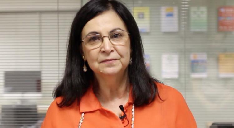 Alexandrina Meleiro palestra sobre 'Comportamento suicida em Crianças e Adolescentes' - Foto: Divulgação