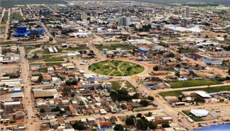Chama a atenção o desenvolvimento acelerado do município, nascido de um posto de combustível - Foto: Divulgação | Prefeitura Municipal