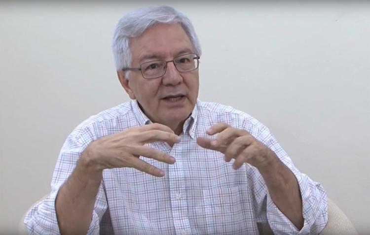 Olival Freire, pró-reitor de Pesquisa da UFBA - Foto: Reprodução | TV UFBA