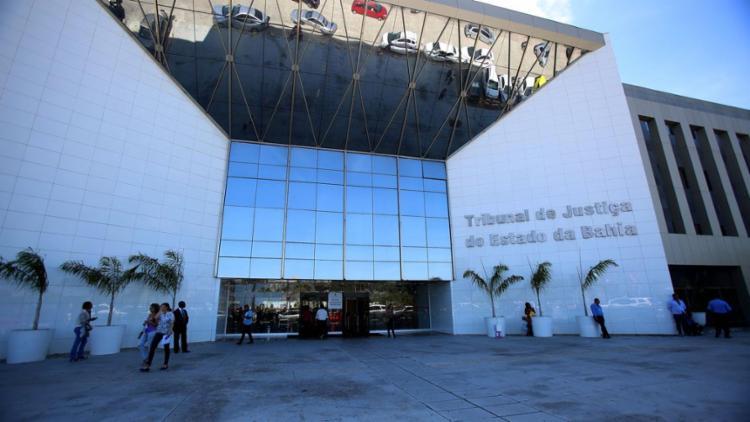 Tribunal de Justiça da Bahia é alvo da Operação Faroeste | Foto: Joá Souza l Ag. A TARDE - Foto: Joá Souza l Ag. A TARDE