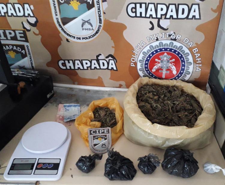A droga estava pronta para ser comercializada - Foto: Divulgação | SSP
