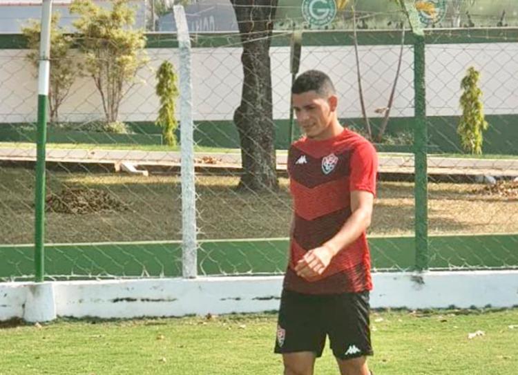 Com temperatura de 32 graus, Vitória faz treino intenso em Goiânia - Foto: Divulgação | EC Vitória