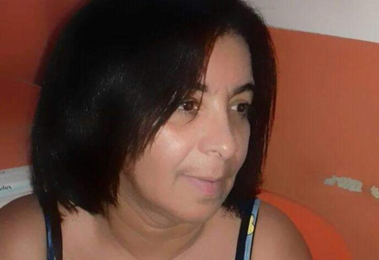 O corpo de Maria Damiana dos Santos, de 55 anos, só foi encontrado na terça,10, após depoimento do suspeito - Foto: Reprodução | Blog do Valente