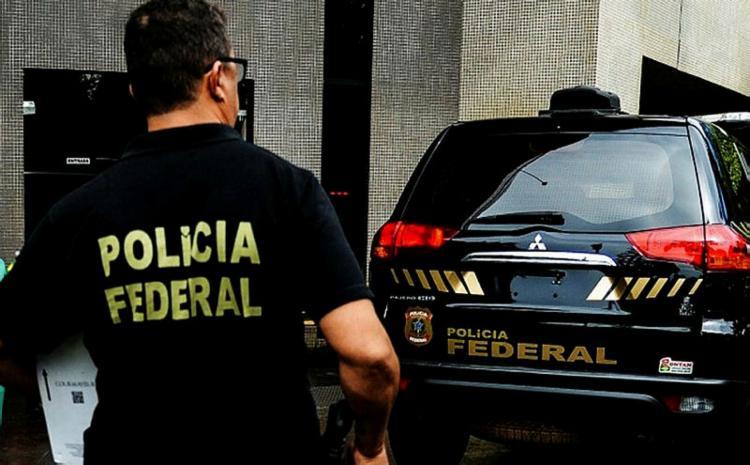 A ação foi deflagrada pela Polícia Federal no último dia 11 - Foto: PF | Reprodução