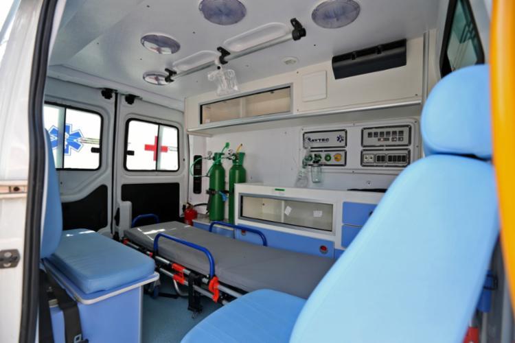 O veículo é equipado para a realização diária de 57 mamografias, 70 exames de papanicolau e procedimentos preventivos. - Foto: Paula Fróes_GOVBA
