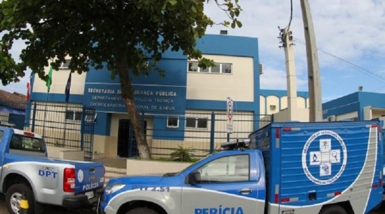 Os corpos das vítimas foram encaminhados para o Departamento de Polícia Técnica (DPT) de Ilhéus - Foto: Reprodução