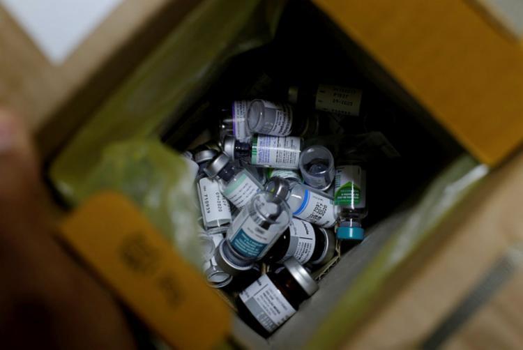 Falta da vacina ocorre às vésperas da campanha de multivacinação anunciada pelo governo - Foto: Adilton Venegeroles | Ag. A TARDE
