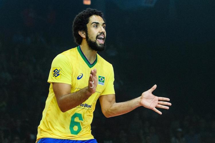 Franco favorito ao título do Campeonato Sul-Americano, o Brasil defende a tradição de país - Foto: Divulgação | FIVB