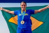 Baiana Ana Marcela vence nos Jogos Mundiais de Praia | Foto: Miriam Jeske | COB
