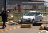 Duas pessoas são baleadas em assalto no aeroporto de Campinas | Foto: Reprodução