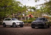 Novo Mercedes GLC SUV premium e coupé impressionam | Foto: Divulgação