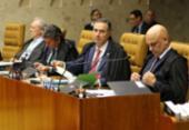 Barroso vota a favor de prisão em 2ª instância; sessão retorna nesta quinta | Foto: Fernando Frazão | Agência Brasil