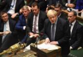 Johnson sofre derrota após Parlamento britânico adiar decisão sobre Brexit | Foto: Jessica Taylor