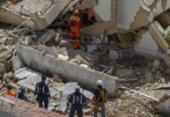 Bombeiros confirmam duas mortes no desabamento de prédio em Fortaleza | Foto: Rodrigo Patrocinio | AFP