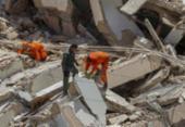 Sobem para seis os mortos do desabamento de prédio em Fortaleza | Foto: Rodrigo Patrocinio | AFP