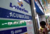 Reajuste de loterias ocorrerá a partir de 11 de novembro, diz Caixa | Foto: Luciano Carcará | Ag. A TARDE