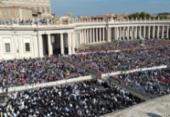 Cerimônia de canonização de Irmã Dulce no Vaticano   Foto:
