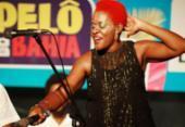 Filha de Glauber Rocha e cantora nigeriana fazem show no Panorama Coisa de Cinema | Foto: Divulgação