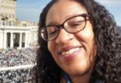 Direto do Vaticano, Cleidiana nos manda as últimas da canonização | Foto: Cleidiana Ramos | Ag. A TARDE