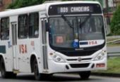 Suspeito de tráfico é morto dentro de ônibus em Candeias | Foto: Divulgação