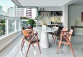 Varanda ou cozinha integrada vira um espaço gourmet | Foto: Marcelo Negromonte | Divulgação