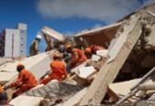 Oito pessoas seguem desaparecidas após desabamento em Fortaleza | Foto: Divulgação | SSPDS