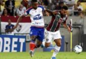 Bahia oscila e perde para o Fluminense fora de casa | Foto: Fluminense F.C | Divulgação