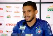 Marco Antônio comemora retorno e exalta trabalho do técnico | Foto: Felipe Oliveira | EC Bahia