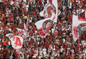 Vitória inicia venda de ingresso para duelo contra Londrina | Foto: Adilton Venegeroles | Ag. A TARDE