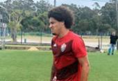 Com Gedoz em campo, Vitória treina no CT do Avaí | Foto: Divulgação | EC Vitória