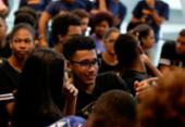 Enem: plataforma de educação lança portal de apoio aos estudantes | Foto: Joá Souza | Ag. A TARDE