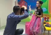 Exposição com pacientes internados Hospital Roberto Santos é lançada nesta segunda | Foto: Divulgação | HGRS