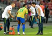 PSG confirma lesão muscular e Neymar vira desfalque por um mês | Foto: Roslan Rahman | AFP