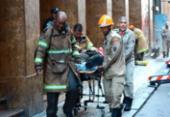 Três bombeiros morrem ao tentar apagar incêndio em boate no centro do Rio | Foto: