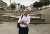 Laurentino Gomes lança na Bahia livro sobre a escravidão | Foto: Arquivo pessoal | Divulgação