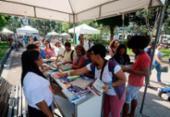 VI Edição da Parada do Livro distribuirá 40 mil livros | Foto: Jefferson Peixoto | Secom