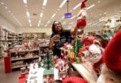 Lojistas iniciam os preparativos para as vendas de fim de ano | Foto: Adilton Venegeroles | Ag. A TARDE