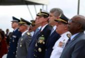 Marinha abre vagas para nível superior com remuneração a partir de R$9 mil | Foto: Joá Souza | Ag A TARDE